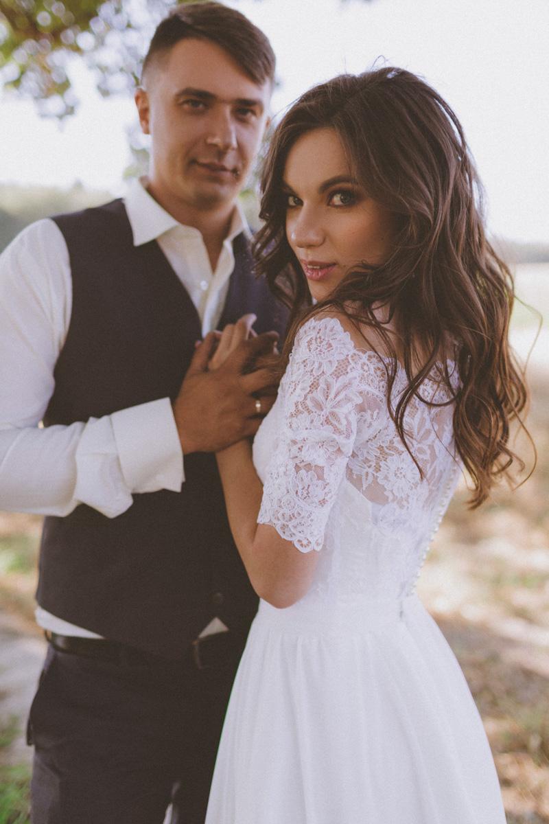 Свадебная фотосессия Женя и Юля 24